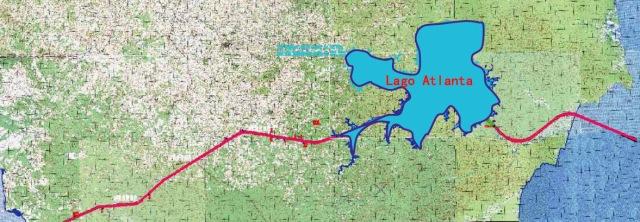 Nuevo Lago Atlanta - La voz del sandinismo