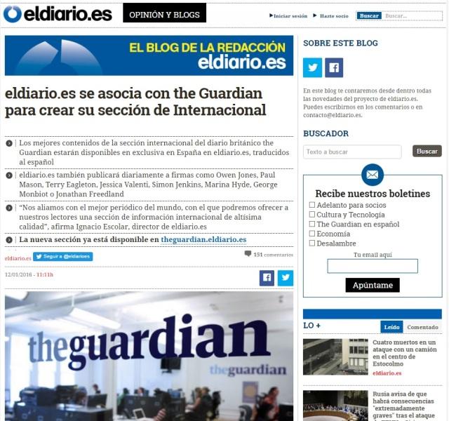 guardian - diario